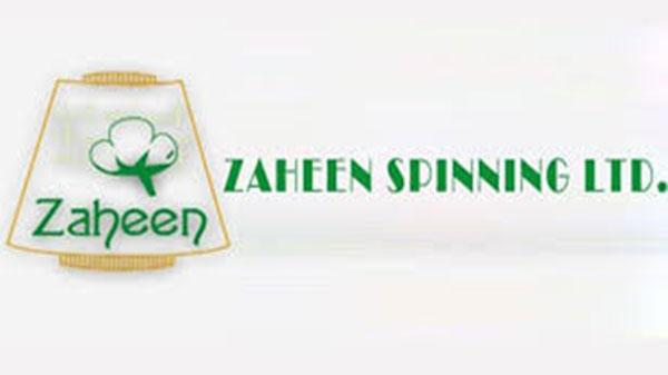 Zaheen-spining