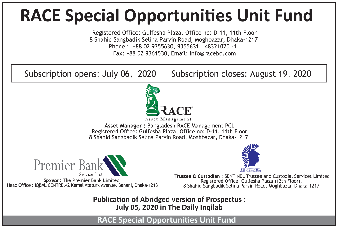 RACE-Special-Opportunities-Unit-Fund
