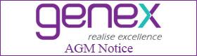 genex-agm-notice